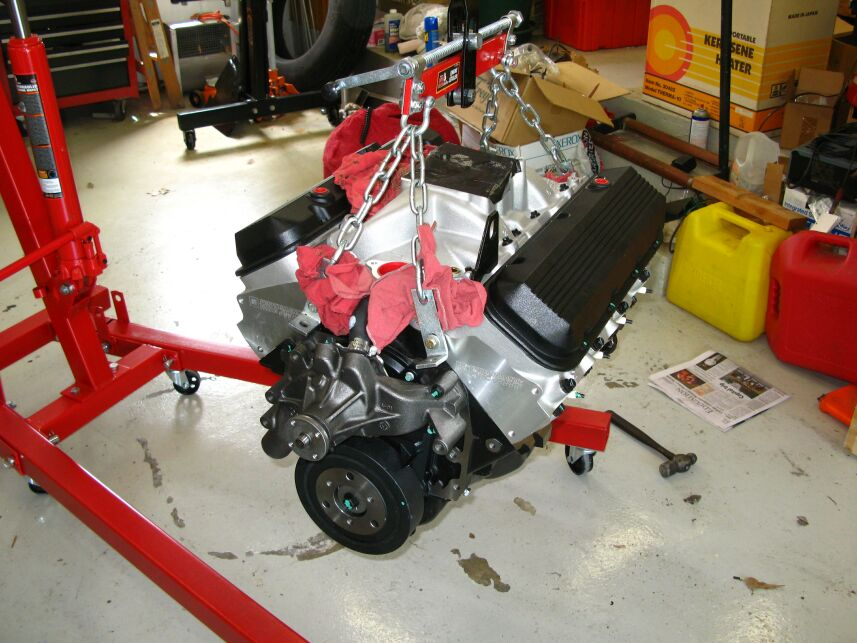 ... settled on a zz454 gm crate motor from pace performance the zz454