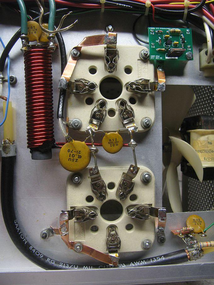 SB221 Amp
